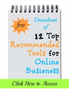12 Top Recommended Tools for Online Business