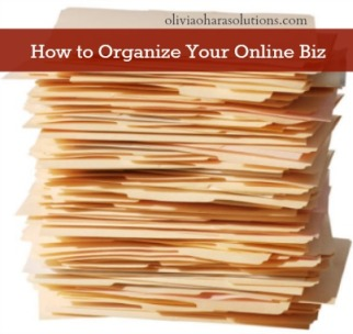 How to Organize Your Online Business